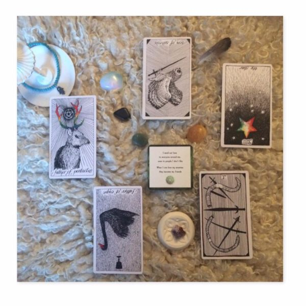 Tarot reading for the full moon in cancer 2017