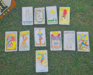 skeptic about tarot