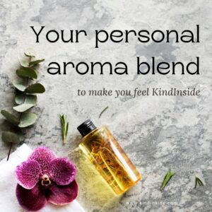 your personal aroma blend kindinside